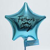 Father's Day・4インチ・アルミ風船商品明細写真